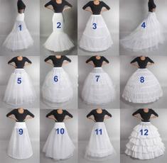 petticoatforwedding, Vintage, Hoop, Women's Fashion