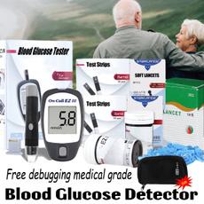 bloodteststrip, bloodglucosemeter, bloodcollectionneedle, automaticglucometer