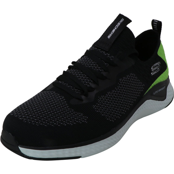 Ankle-High Fabric Training Shoes