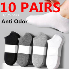 slipperssock, Cotton Socks, lowcutsocksmen, solidcolorsock