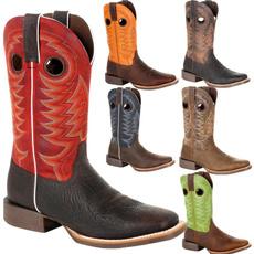 menfashionboot, Fashion, Leather Boots, decorativepattern