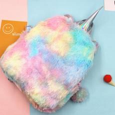 unicornbag, Backpacks, Women's Fashion, Plush