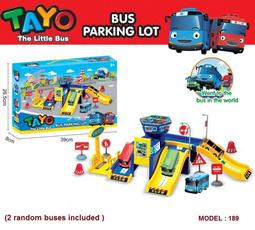 Mini, tayo, Toy, Cars