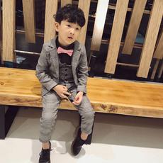 Boy, Vest, trousers, childrensgarment