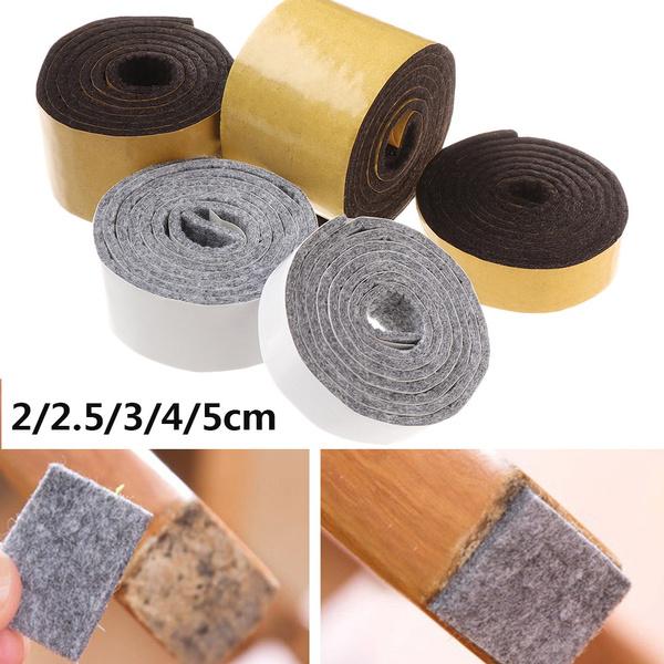 Self-adhesive Soft Floor Protector Furniture Leg Pads Anti Noisy Anti-slip Mat