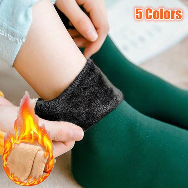 wintersock, Cotton Socks, velvet, Winter