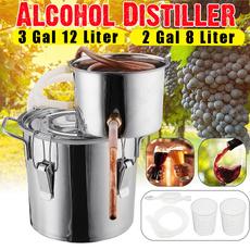 Steel, distiller, Stainless, winedistiller