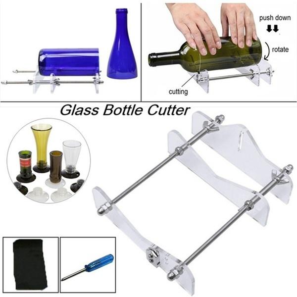 Bottle, glassbottlecutter, bottlecutter, bottlecutting