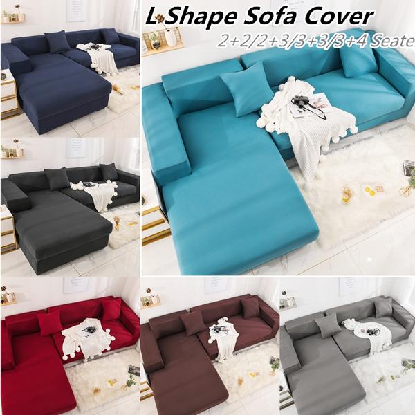 Home Decor, lshape, Sofas, Cover