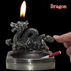 lighterashtray, ashtray, Metal, Ornament
