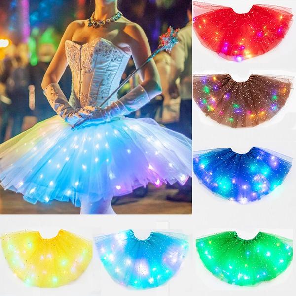 tutudre, party, Ballet, Glitter