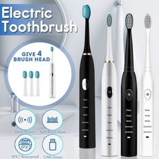 sonic, teethwhitening, Waterproof, Home & Living