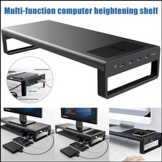 monitorstand, usb, laptopstand, computerstand