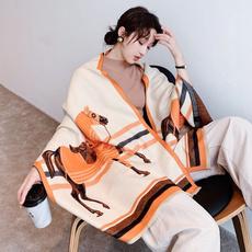 horse, Fashion, Winter, animal print