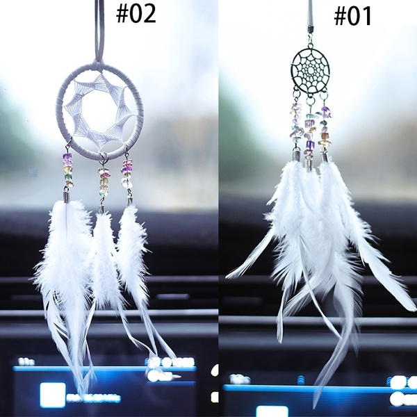 Mini, Decor, Jewelry, Dreamcatcher