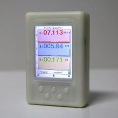 emfmeter, radiationmonitor, radiationdosimeter, electromagneticradiationdetector