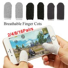 gamefingersleeve, breathablefinger, Mobile, touchscreenfingersleeve