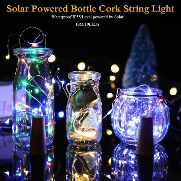 Copper, Bar, Christmas, lights