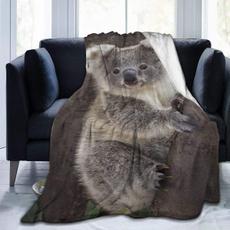Fleece, bedblanket, antiwrinkle, Throw Blanket