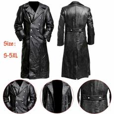 Goth, Fashion, Winter, Long Coat