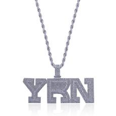 Party Necklace, Diamond Necklace, punk necklace, Jewelry