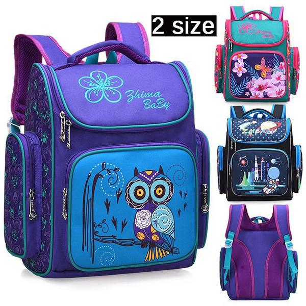 kidsstudentbackpack, School, Canvas, cartooncutebackpack