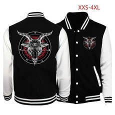 Casual Jackets, Plus Size, womenbaseballshirt, Shirt