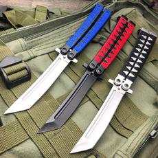 butterfly, pocketknife, Outdoor, Combat