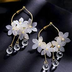 water, Fashion, Dangle Earring, Women jewelry