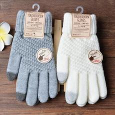 winterwarmglove, knitmitten, Touch Screen, Winter