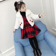 woolen, fur, Winter, Coat