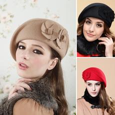 winter hats for women, Fashion, women hats, Women Beret
