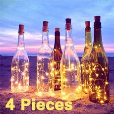 bottlestopperlight, Christmas, fairylight, Battery