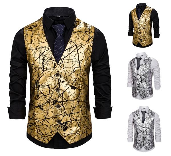 Vest, hotstamping, printedvest, performancesuitvest