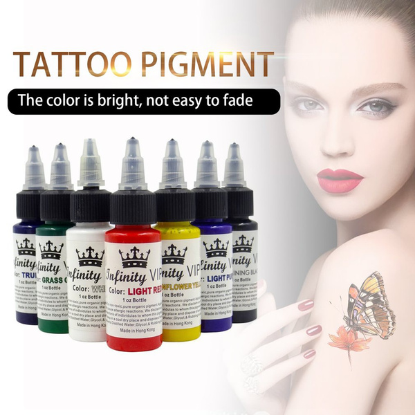 Natural Pure Plant Tattoo Pigment