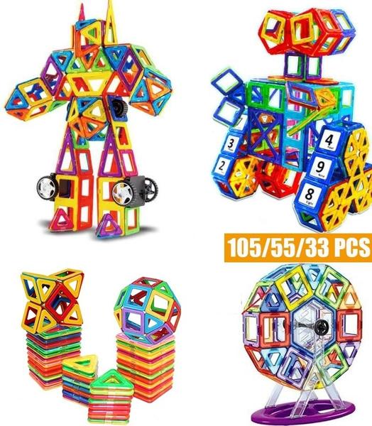 buildingblocktoy, Toy, magneticblock, buildingblock