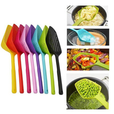 Kitchen & Dining, 8color, Tool, nylonspoon