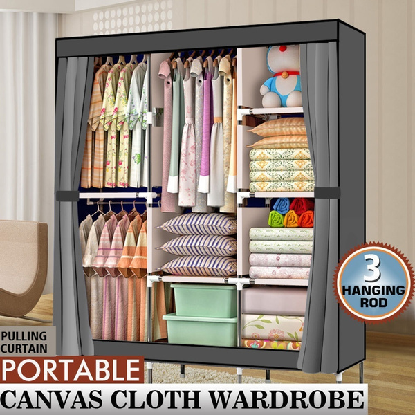 Furniture & Decor, storagewardrobe, Closet, Home & Living