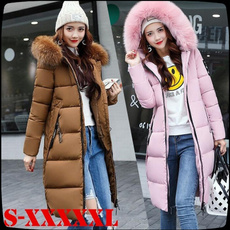 Plus Size, fur, Winter, fashion jacket