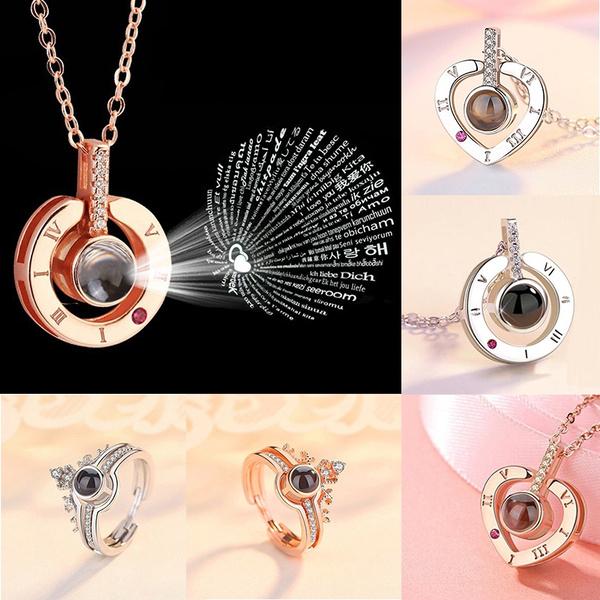 Women, DIAMOND, Love, Jewelry