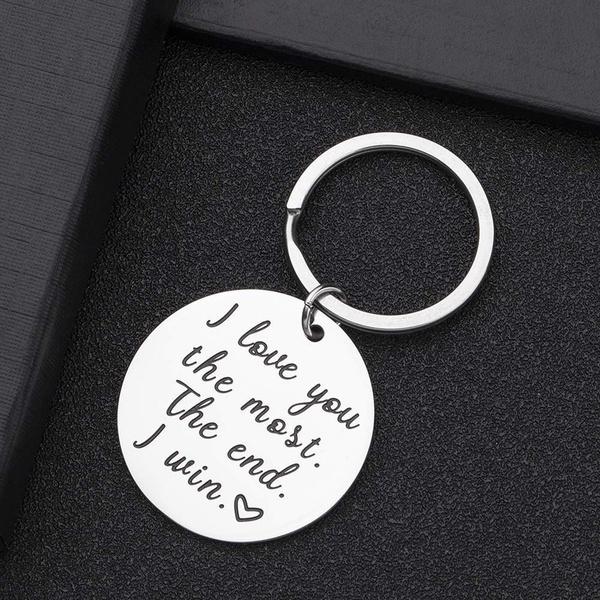 Key Chain, keychainforboyfriend, Gifts, Romantic