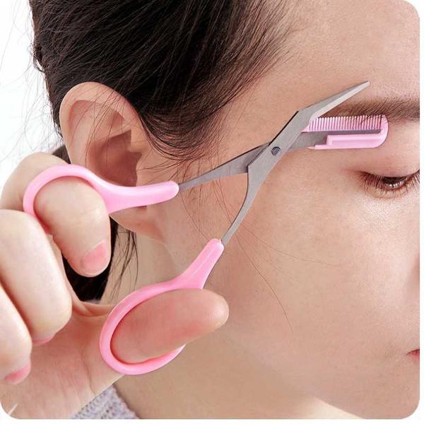 Steel, Makeup Tools, eyebrowshaping, eyebrowtrimmer