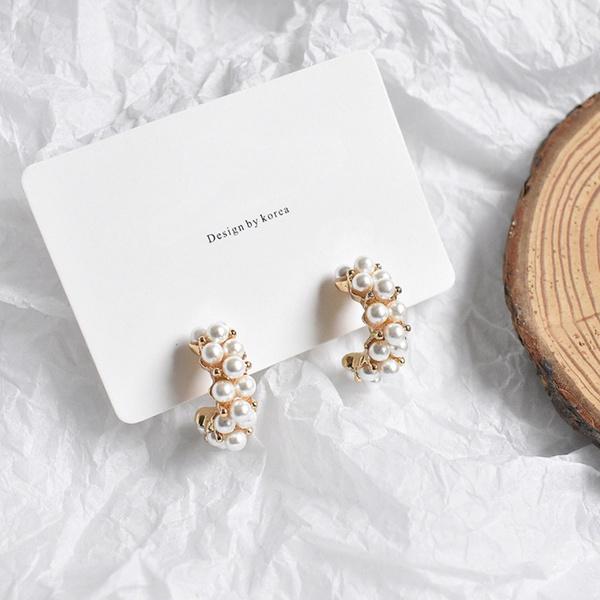 golden, fashion women, Hoop Earring, Jewelry