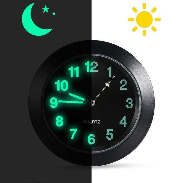 Mini, quartz, Clock, autoclock