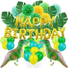 partyarrangement, Flowers, jurassic, birthdaypartydecoration
