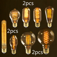 incandescentbulb, tungstenbulb, Night Light, vintagebulb