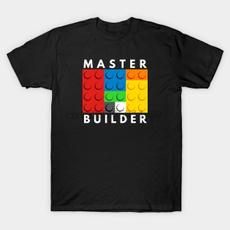 Funny T Shirt, Cotton T Shirt, Lego, sporttshirt