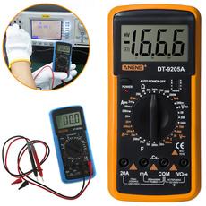multifunctionammeter, lcddigitalmultimeter, ohmtestermeter, Electric
