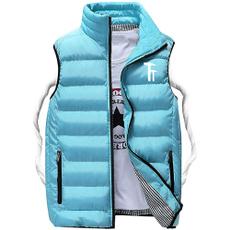 Vest, Fashion, Winter, puffervest