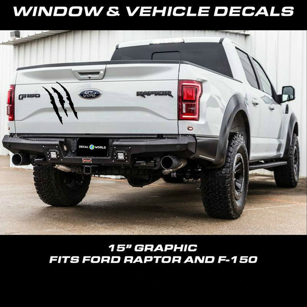 150, Graphic, Decal, Ford